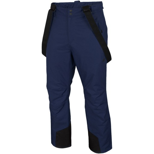 Spodnie narciarskie męskie 4F granat H4Z20 SPMN001 10586492483 Odzież Męska Spodnie YZ ROHOYZ-4