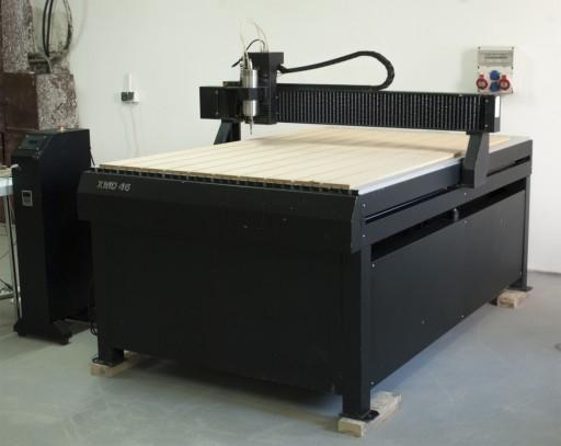 Frezarka, ploter CNC Megaplot XMD 46 POLSKI