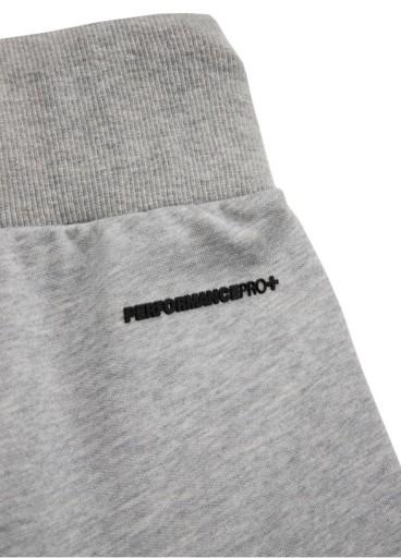 Spodnie dresowe Alcorn Pit Bull (S) Szare 10540808211 Odzież Męska Spodnie ZP OOFNZP-5