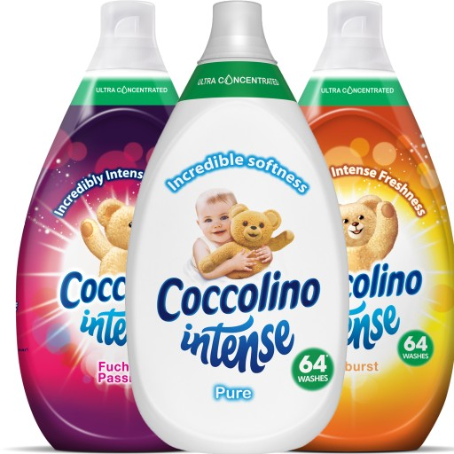Coccolino Intense Płyn do Płukania MIX 3x960ml