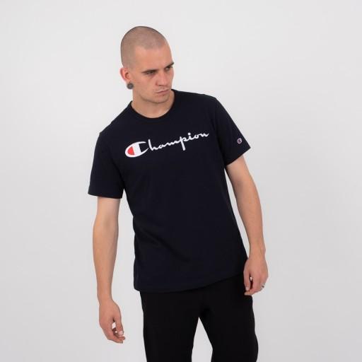 Koszulka Champion Crewneck 210972 BS501 M 10005115125 Odzież Męska T-shirty ZV AFVWZV-9
