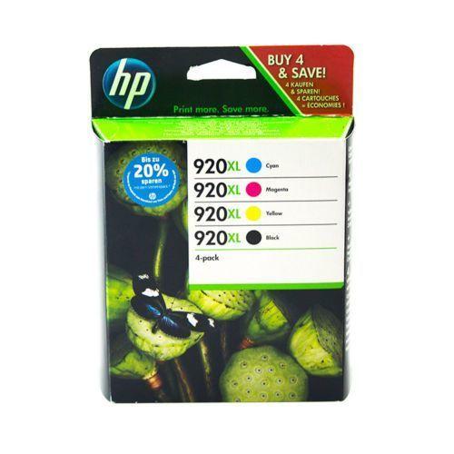 4x TUSZ HP 920XL OFFICEJET 6000 6500A 7000A 7500A