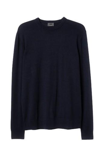 H&M Sweter z wełną merynosową rozm.S 9659261839 Odzież Męska Swetry VO TZNJVO-9