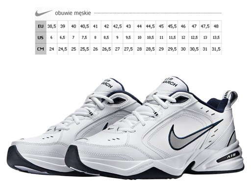 wykwintny design przejść do trybu online najlepsze oferty na Allegro Nike R42 Męskie pl Buty 102 7278826030 415445 Białe ...
