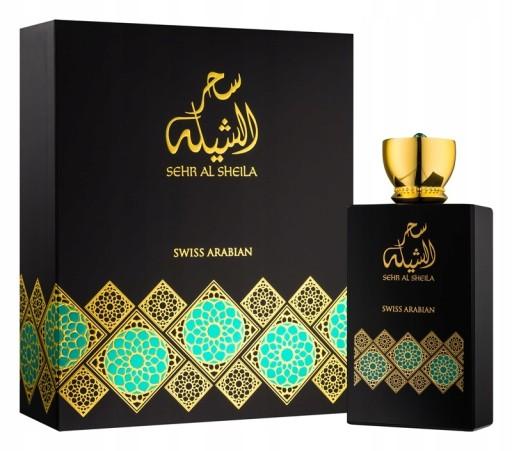swiss arabian sehr al sheila