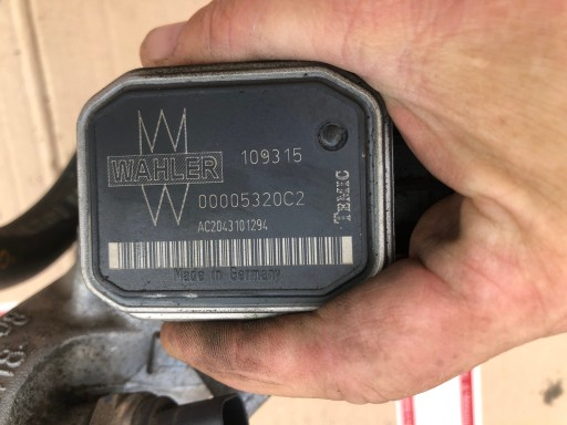 VALVE EGR MERCEDES W 211 00005320C2