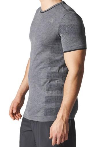 ADIDAS T-SHIRT KOSZULKA TECHNICZNA TRENINGOWA S 9429245613 Odzież Męska T-shirty CA SADACA-5