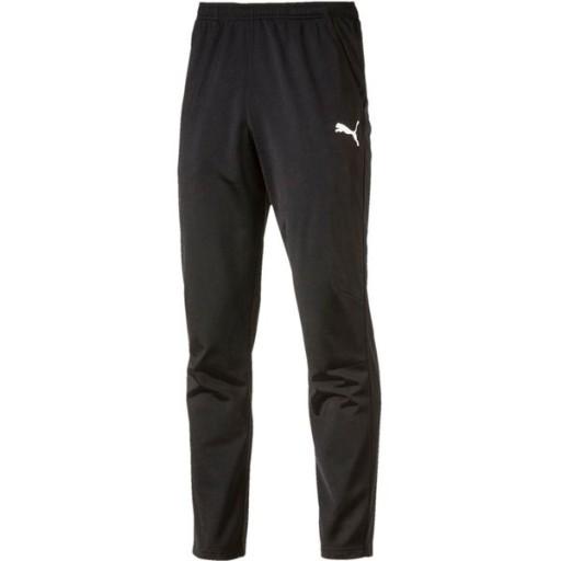 Spodnie Męskie Puma Czarne XL Liga Training 655770 10463824011 Odzież Męska Spodnie EG WHMKEG-5