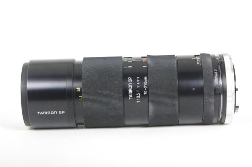 TAMRON SP BBAR MC 3,8-4/70-210MM +adapter FD