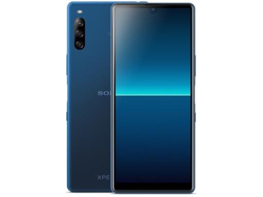 Niebieski Smartfon Sony Xperia L4 3 64gb Pie 9217722223 Sklep Internetowy Agd Rtv Telefony Laptopy Allegro Pl