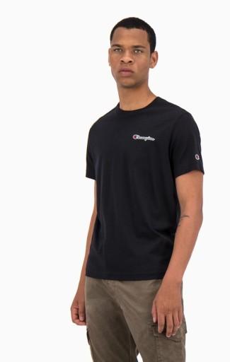 CHAMPION Koszulka SMALL SCRIPT LOGO / XXL, 2XL 9888226373 Odzież Męska T-shirty LJ FINHLJ-5
