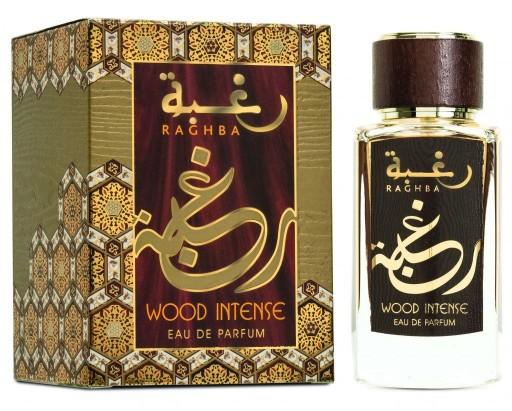 lattafa raghba wood intense