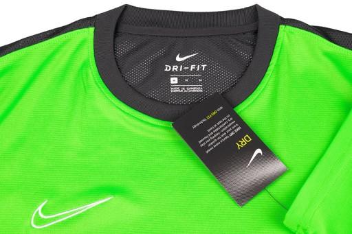 Koszulka męska Nike Academy PRO sportowa roz.L 10611661327 Odzież Męska T-shirty BU CFAZBU-8