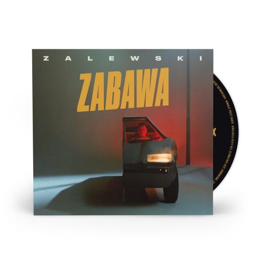 PREORDER: Krzysztof Zalewski - Zabawa (CD)