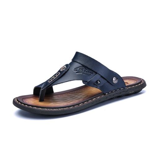 Men's Sandals Men's Flip Flops Comfortable Shoes 10787662517 Obuwie Męskie Męskie AH AEWVAH-8