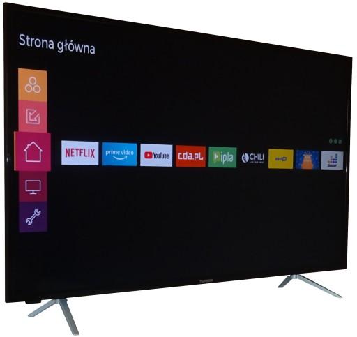 Smart Tv Telefunken D65v800m4cwh 4k Pvr Bluetooth 9948398997 Sklep Internetowy Agd Rtv Telefony Laptopy Allegro Pl