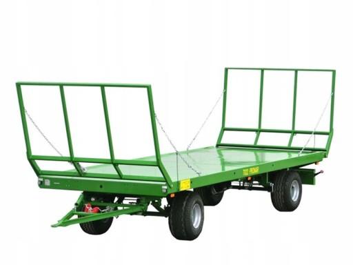 Przyczepa Rolnicza Platforma do Bel T025-M T022-M