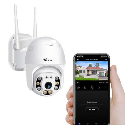 Kamera Zewnętrzna Obrotowa WiFi MONITORING HD PTZ
