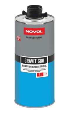 NOVOL GRAVIT 660 Konserwacja Bitumiczna Podwozia