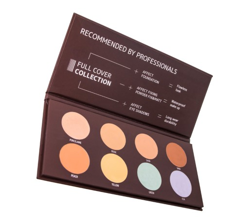 AFFECT FULL COVER COLLECTION 2 PALETA KAMUFLAŻY 8222000414