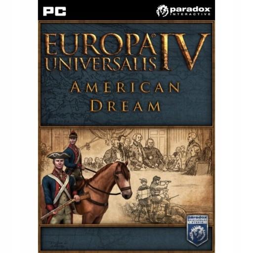 Europa Universalis Iv 4 American Dream Klucz Steam Stan Nowy 9523177918 Allegro Pl