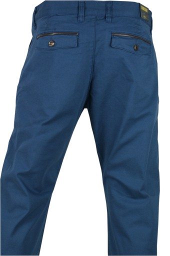 36/32 niebieskie męskie spodnie 96-98 cm REDSTAR 9180847587 Odzież Męska Spodnie PM DVLXPM-1
