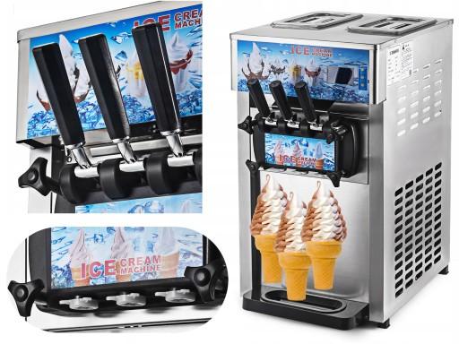 Maszyna Automat Do Lodow Wloskich 2 Smaki Mix 9498455529 Allegro Pl