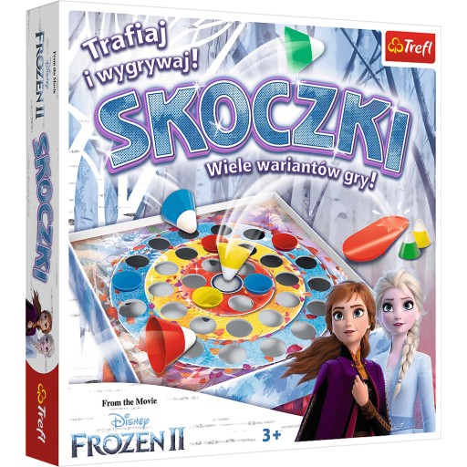 GRA - Skoczki Frozen 2 01902