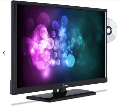Telewizor 24 Quot Luxor Led24hb Dvd Dvb T2 C 12v 10025448024 Sklep Internetowy Agd Rtv Telefony Laptopy Allegro Pl
