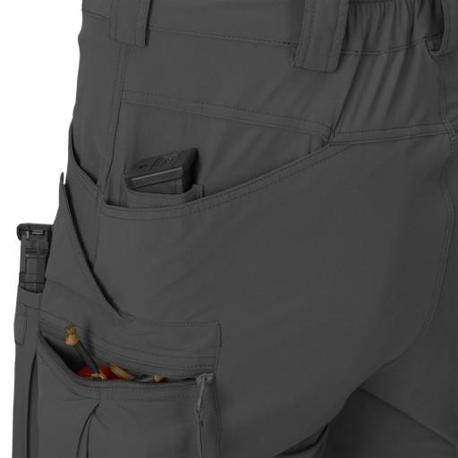 HELIKON Spodnie KRÓTKIE Spodenki OTP 8,5 Sh. Grey 10486959163 Odzież Męska Spodenki DP LICZDP-6