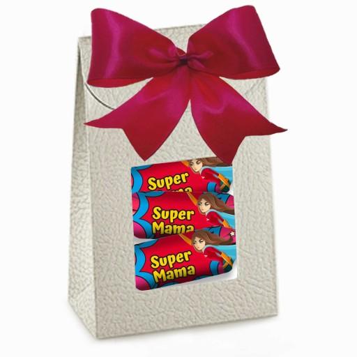 MICHAŁKI Pudełko DZIEŃ MATKI OJCA SUPER mama tata
