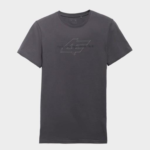 T-SHIRT MĘSKI 4F KOSZULKA TSM209 D4L21 10483246623 Odzież Męska T-shirty SM SOYQSM-6