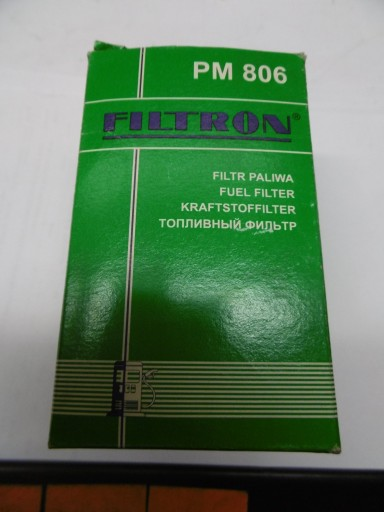 FILTRAS KURO PM806 FILTORN