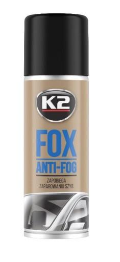 K2 FOX ANTYPARA ZAPOBIEGA PAROWANIU SZYB 150 ML