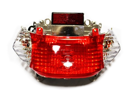 TAIL LIGHTS LAMPSHADE REAR SCOOTER 4T GY6 ZIPP ROMET E3