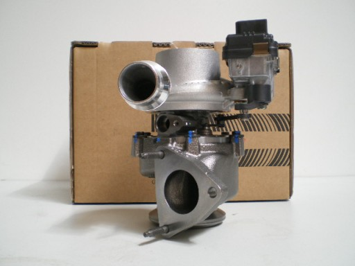 TURBO KOMPRESORIUS FORD 49335-01960 49335-01961