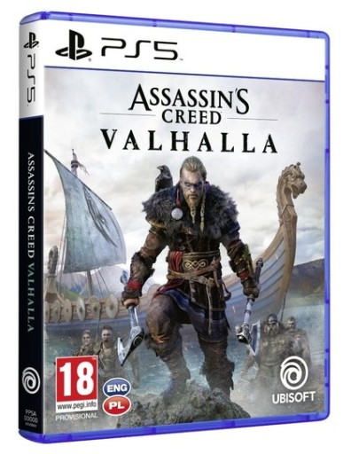 Assassin X27 S Creed Valhalla Ps5 Stan Nowy 9729111016 Allegro Pl