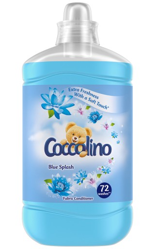 Coccolino Blue Splash Płyn do Płukania 1,8L 72pr