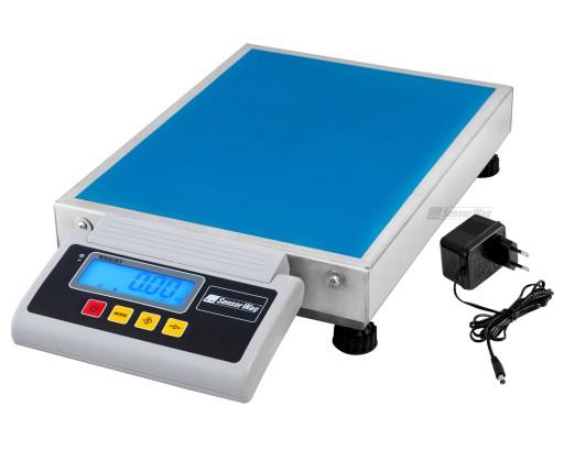 Waga Elektroniczna Do Paczek Przenosna 100kg 40x30 9629953211 Allegro Pl