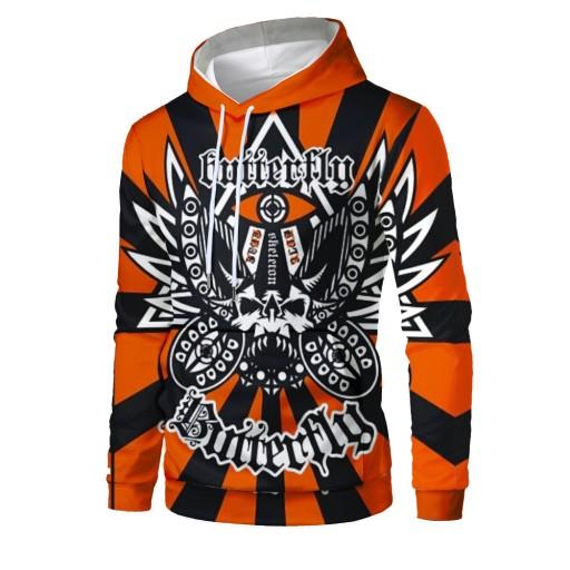 Sweter męski Wiosna, jesień i zima nosić europejsk 9626690485 Odzież Męska Swetry HX LALAHX-4