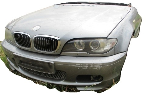 Bmw E46 Coupe M Pakiet Zderzak Maska Pas Przod A08 Rokity Allegro Pl
