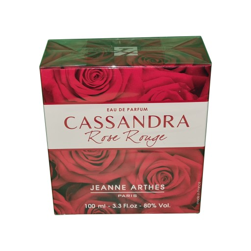 jeanne arthes cassandra rose rouge