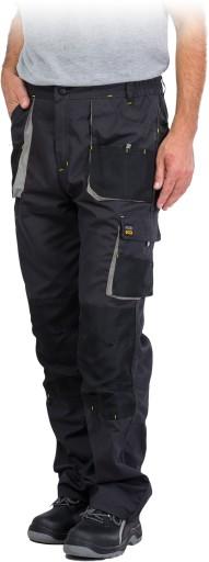 Spodnie bojÓwki ochronne MOCNE SZWY wygodne roz 58 10731554427 Odzież Męska Spodnie AN LPIQAN-2