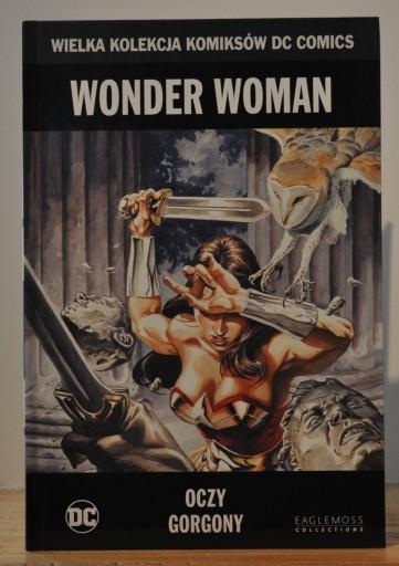 IDEALNY WKKDC TOM 41 WONDER WOMAN OCZY GORGONY