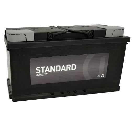 Akumulator Standard Quality 12V 100Ah 800A