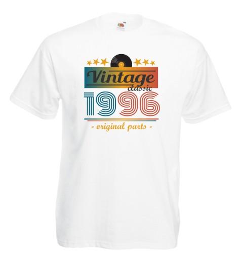 T-shirt Koszulka Urodziny Rocznik 1996 Vintage XXL 10758624387 Odzież Męska T-shirty IL JZTTIL-6
