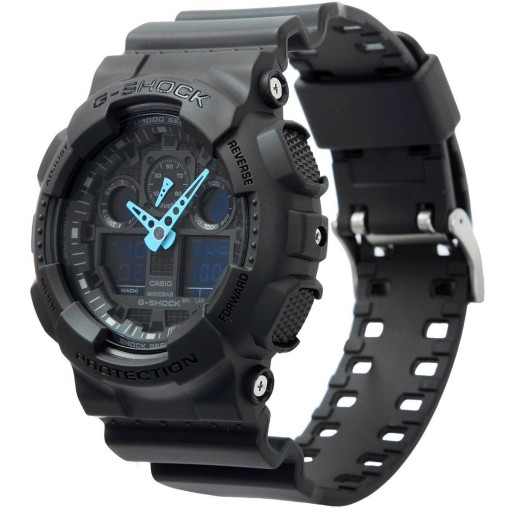 Zegarek Casio G-Shock GA-100C-8AER 51mm
