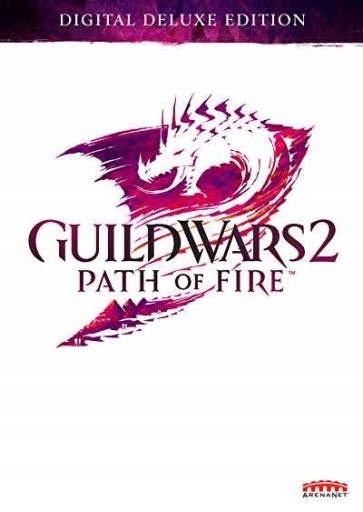 Guild Wars 2 The Path Of Fire Deluxe Pc Arenanet Stan Nowy 9508486305 Allegro Pl