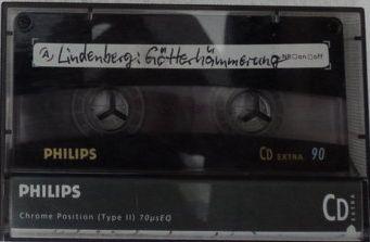 PHILIPS CD EXTRA II CHROME POSITION TYPE II