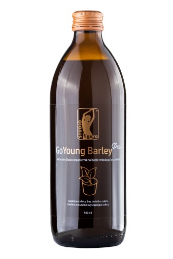 Go Young Barley Mlody Jeczmien Pro Detox 9983291748 Allegro Pl